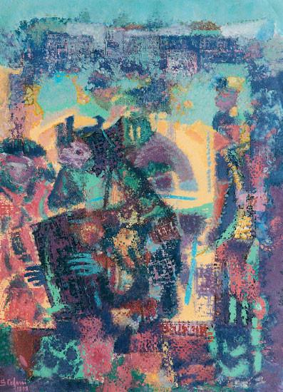 Evocazioni e maschere, 1993