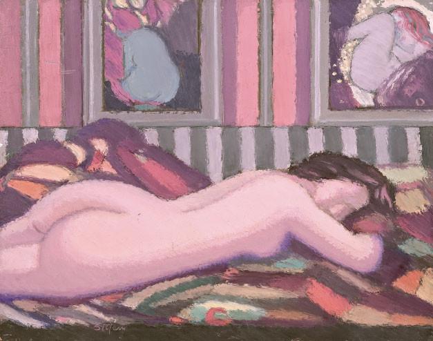 Omaggio a Klimt, 1989