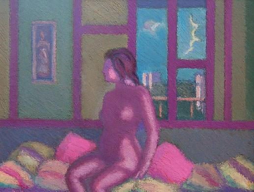 La modella del Giorgione, 2000