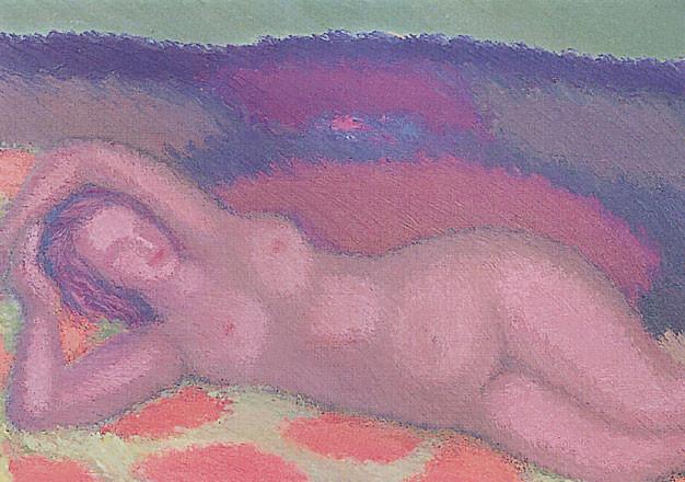 Nudo nel paesaggio, 1992-94