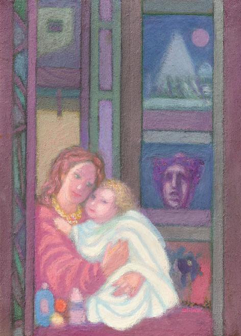 Notturno romano (ricordi canoviani), 2008