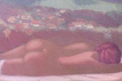 Nudo nel paesaggio, 1989