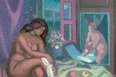 Lo specchio di Renoir, 1986
