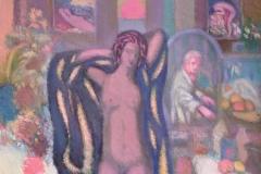 Il pittore e la modella, 2008
