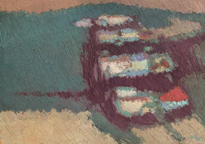 La verde collina, 1981