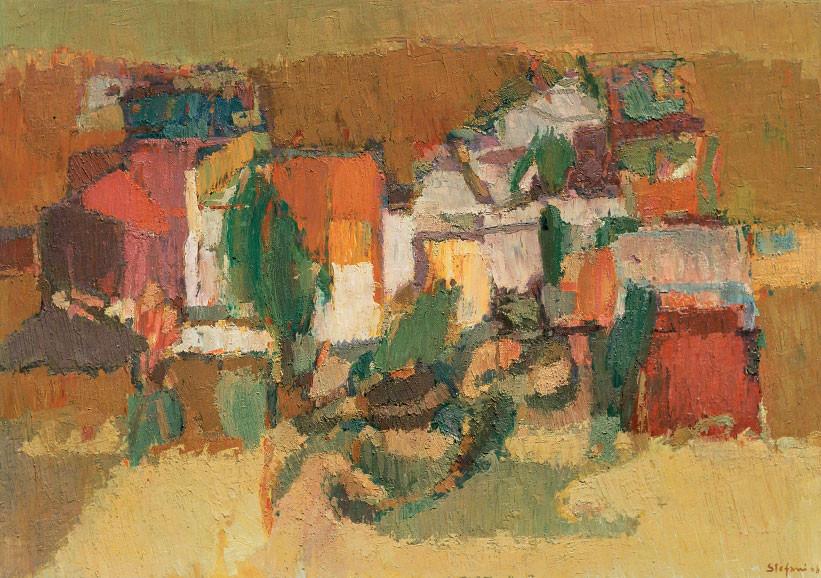 Memoria di paesaggio, 1968