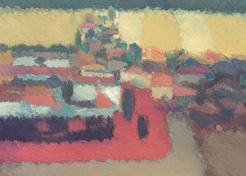 La collina gialla, 1974