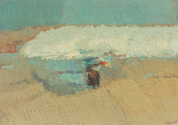 La collina bianca, 1974