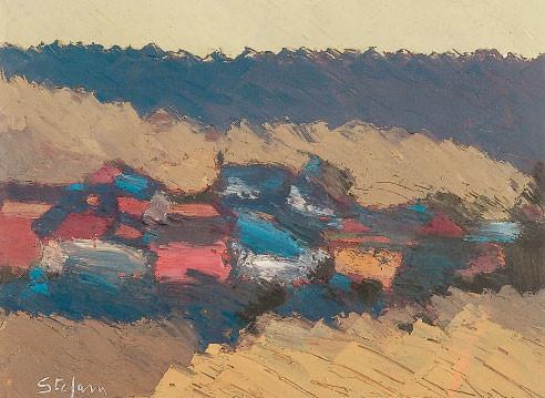 La collina dorata, 1977