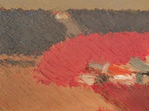 La collina rossa, 1978