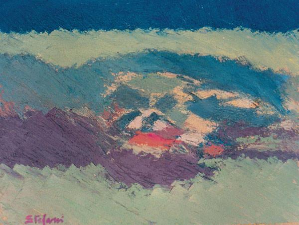Disgelo su Montello, 1985