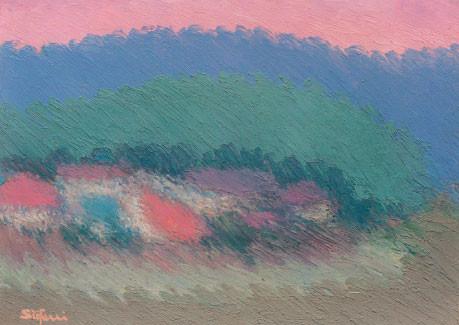 Paesaggio montelliano, 2003