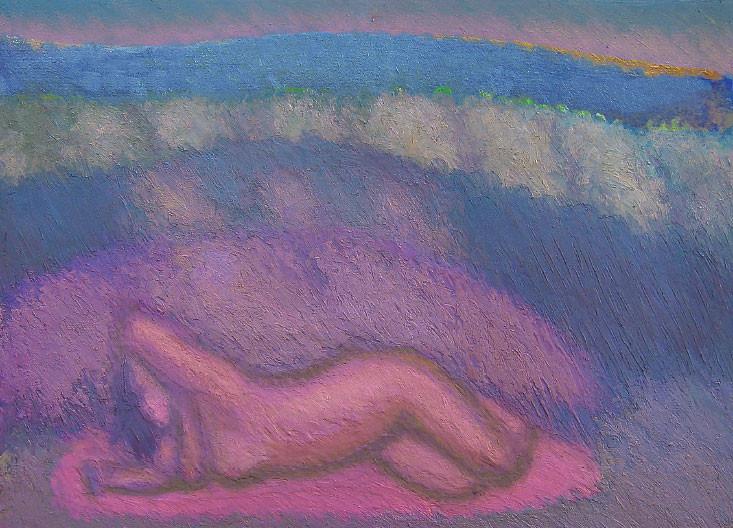 Arianna tra le colline di Valdobbiadene, 2005