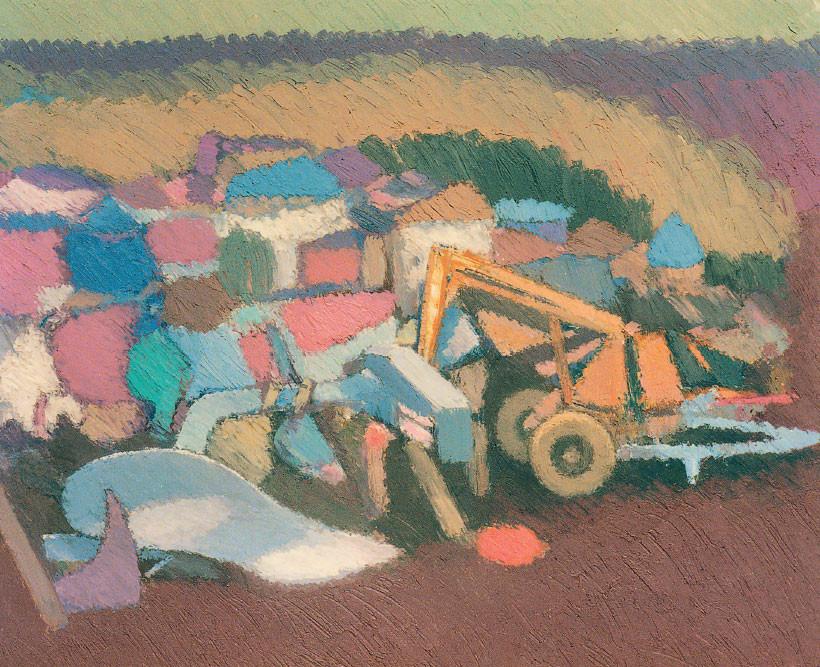 Lavoro nei campi n. 2, 1986-87
