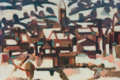 Paesaggio Invernale, 1959