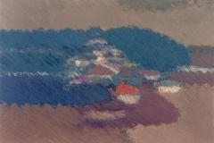 La collina azzurra, 1975