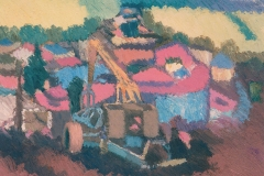 Lavoro nei campi n. 1, 1986-87