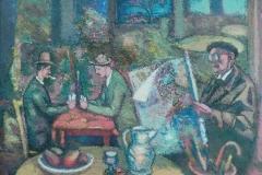 Omaggio a Gino Rossi, 1999