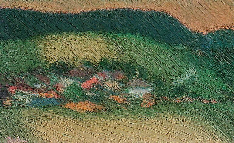 Tramonto a Kaberlaba, 1996