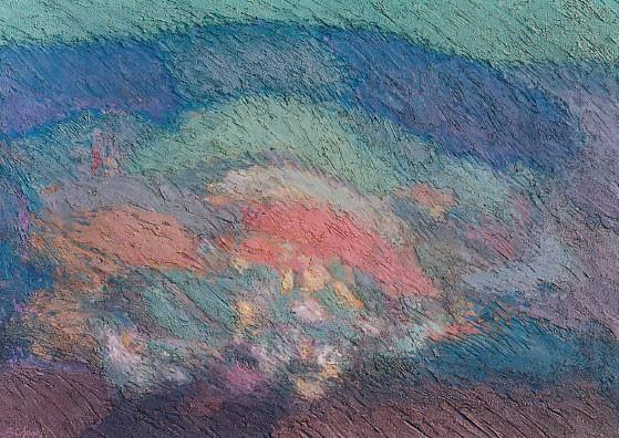 Ombre sulle argille (gli dei assenti), 1992