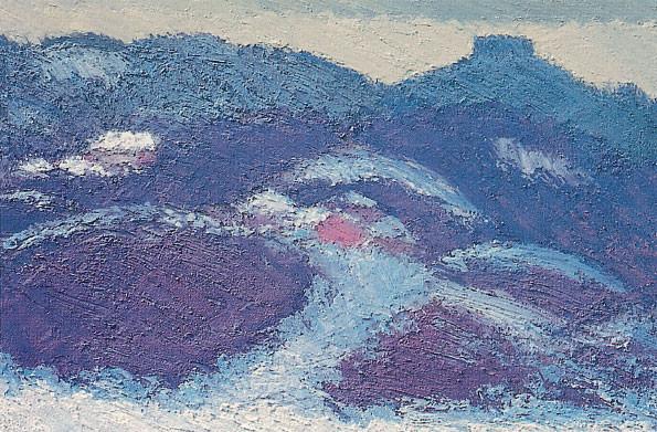 Disgelo sui colli asolani, 1999