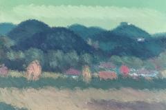 I colli asolani a Pagnano, 1998